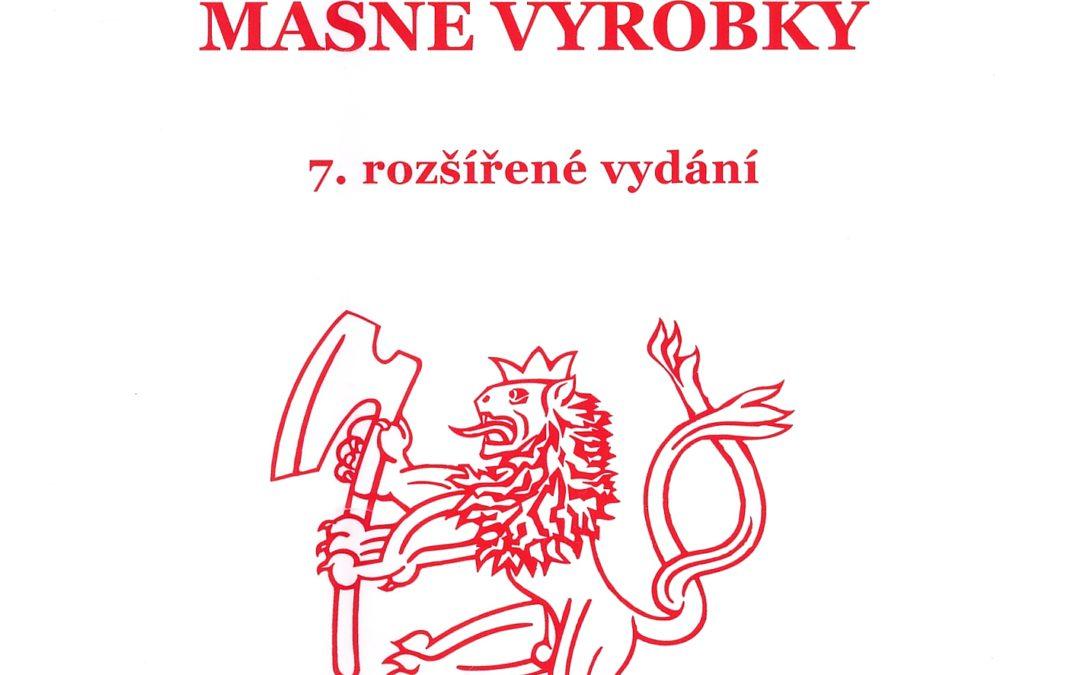 České masné výrobky – 7.rozšířené vydání znakladatelství OSSIS