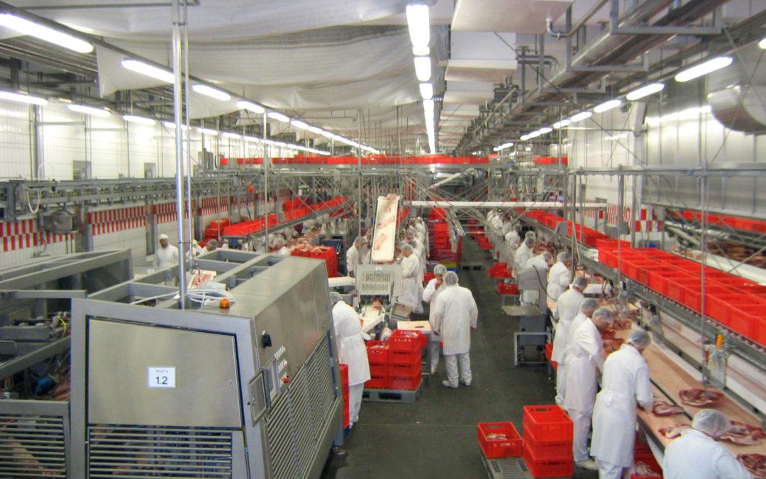Top 10 vněmeckém oboru zpracování masa